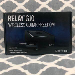 Wireless guitar freedom
